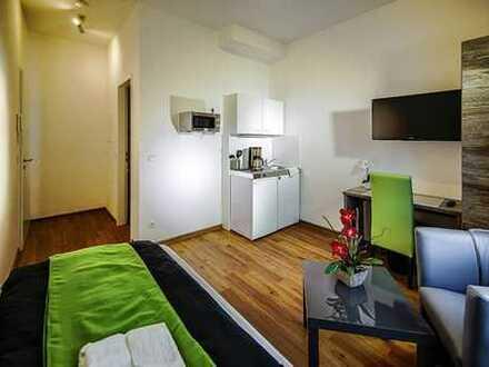 All Inclusive-Wohnen mit freiem WLAN in beste Innenstadtlage ab EUR 19,-/Tag (Classic Apartment)