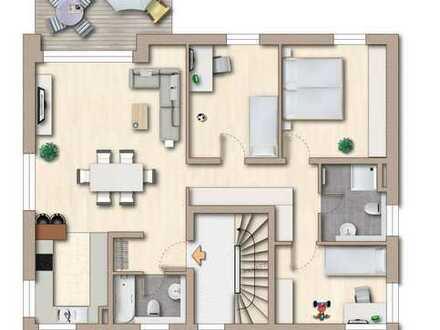 Helle 4-Zi.-Neubau-Wohnung mit schönem Balkon in Wendlingen