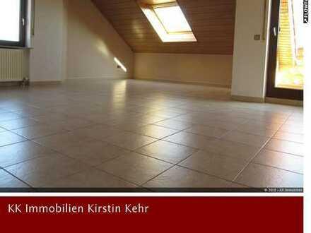 Dachgeschosswohnung in Rohrhof
