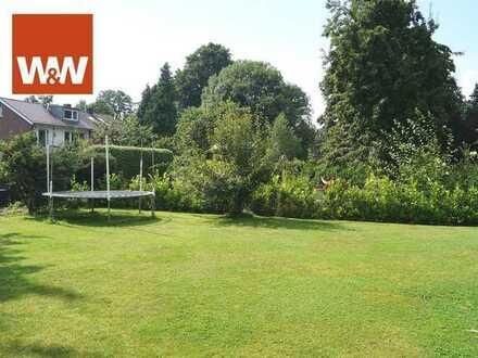 Grundstück im Grünen! Gartengrundstück zur hinteren Bebauung im Osten von Coesfeld