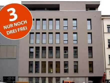 Schausamstag 27.04. - 14-15 Uhr - Hochwertig ausgestattete 4 Raum Wohnung - 120 m² - 3. OG