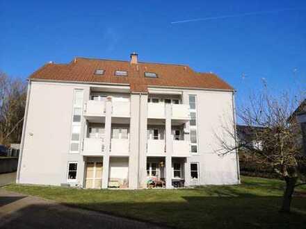 Großzügige, gepflegte Maisonette-Wohnung in der Kernstadt von Warburg, auf der Hüffert