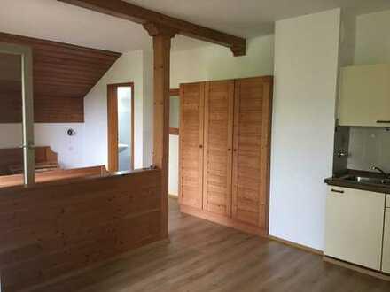 Gepflegte 1-Zimmer-Wohnung mit Balkon und EBK in Bad Birnbach