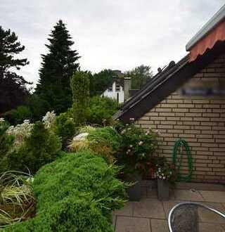 3-Zimmer-Maisonette-Wohnung mit unverbaubarem Blick in Neuss-Holzheim