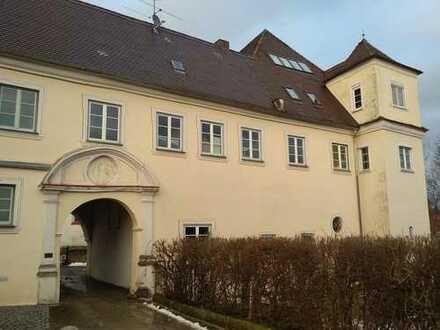 Wohnen im Schloss in Holzgünz