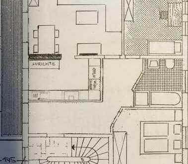 Moderne 3-Zimmer-Wohnung mit Balkon und Einbauküche in Mittenwald