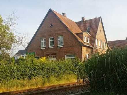 geschichtliches und großzügiges Wohn- und Geschäftshaus in Dötlingen - Brettorf