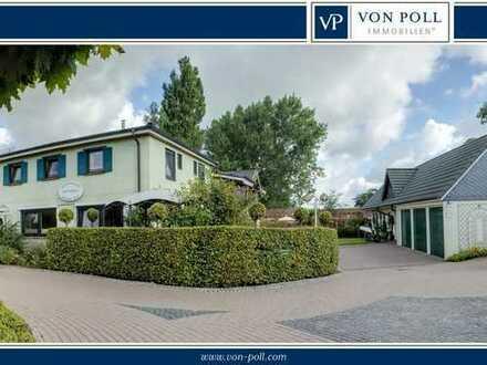 VON POLL Dersau: Wohnhaus mit Ferienwohnungen oder generationsübergreifend