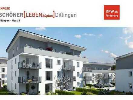 Betreutes Wohnen ab 60 Jahren in Dillingen 3.9