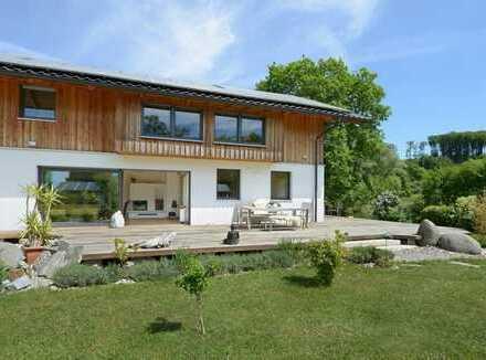 Rarität am Wörthsee - Villa nur 40m vom Seeufer mit 2. Baurecht im Grundstück
