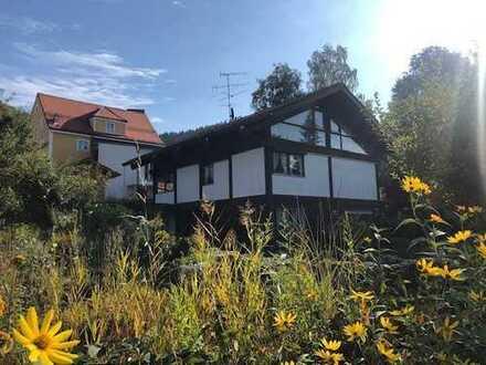 Einfamilienhaus mit ELW und Doppelgarage bei Dietmannsried