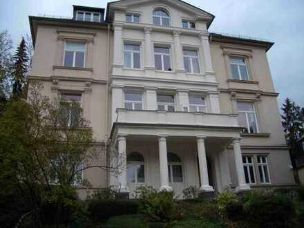 Sanierte 2-Zim.-Wohnung in romantischem Garten mit Terrasse und Einbauküche im Nerotal in Wiesbaden