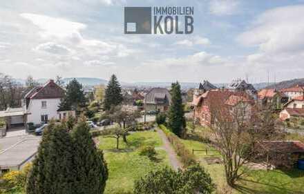 Wohnen über den Dächern Sonnebergs - Helle 3-Zimmer-Wohnung ab sofort zu vermieten!
