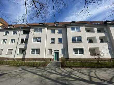 Gepflegte 4 Zimmer-Wohnung nahe BS-City im westlichen Ringgebiet.