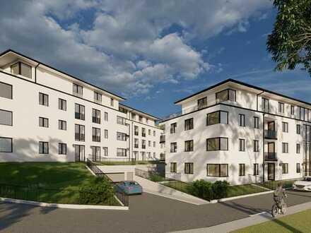 3 Zimmer- Wohnung im 1.Obergeschoss*Balkon*2 Bäder*