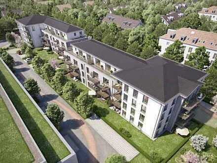 4-Zimmer-Süd-West-Wohnung im 2. OG -2 Bäder & West-Balkon- Citylage Landsberg (55)