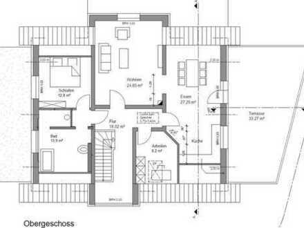 Erstbezug: attraktive 3-Zimmer-DG-Wohnung mit Einbauküche