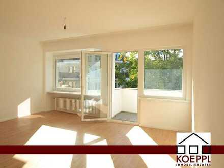 Sonnenverwöhntes Single-Apartment am Roseneck