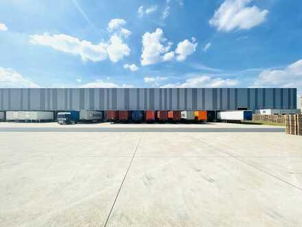 Attraktive Logistikfläche in Mönchengladbach | Stellplätze vorhanden | 24/7 Nutzung möglich