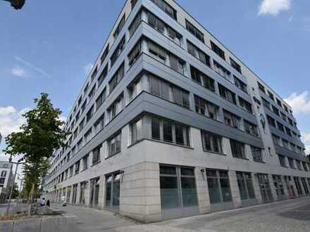 Bürohaus Trigon - Gestaltungsoffene Büros und Serviceflächen in der Dresdner City