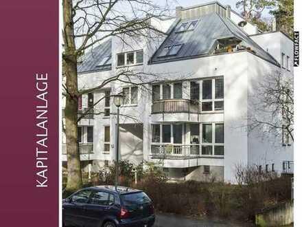 Vermietete Dachgeschosswohnung unweit des Filmparks Babelsberg