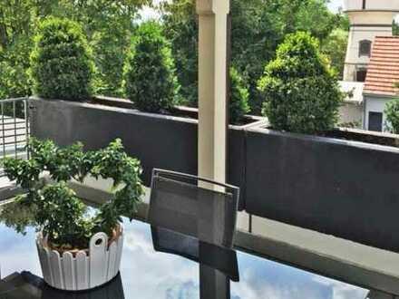 Attraktive 3-Zimmer-Wohnung mit 2 Balkonen in Rain/Lech