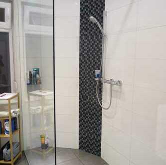 131 m² WF/NF: Renovierte 4-Zi-WHG mit Balkon, Garten und Hobbyraum/Hauswirtschaftsraum