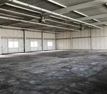 Erhard Gewerbemakler Lager- un. Produktionshalle 900 m² Viernheim