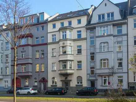 Mehrfamilienhaus (12 Wohnungen) in Düsseldorf-Flingern - gut vermietbare Wohnungsgrößen