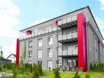 Hofgeismar/Stadt:Traumhafte Penthousewohnung zum Erstbezug mit herrlicher Dachterrasse und Fernblick