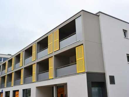 BETREUTES WOHNEN (ab 65 J), neuwertige 1,5-Zi-Wohnung m. Balkon u. EBK, Keller in Kempten (Allgäu)