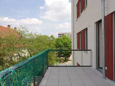 Helle 2-Zi. Wohnung im urbanen Stadtquartier