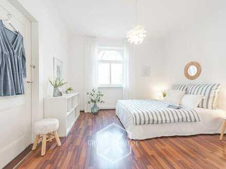 Provisionsfrei - Stilvolle 2-Zimmer Wohnung in Stuttgart-Ost