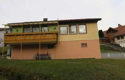 Einfamilienhaus freist. mit Garage in Todtnau-Präg bei Freiburg
