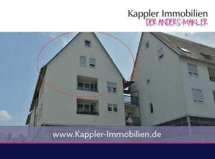 Helle und moderne 3,5 Zimmer-Maisonette-Wohnung I Kappler Immobilien