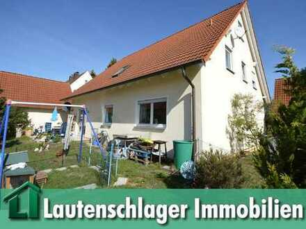 Über 3% Rendite! Zweifamilienhaus in ruhiger zentrumsnaher Lage von Allersberg