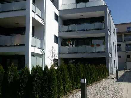 Neuwertige 3-Zimmer-Wohnung mit Balkon und Einbauküche in Pfullendorf