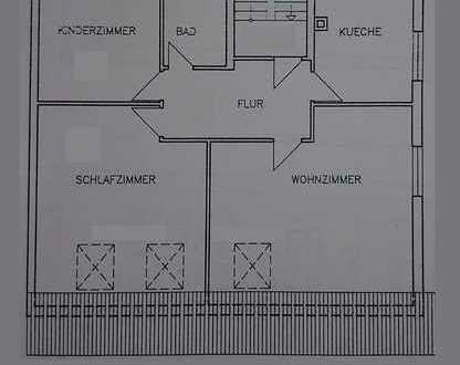 3-Zi-DG-Whg mit großem Kellerabteil, in ruhiger u. verkehrsgünstiger Lage in Pfinztal-Berghausen