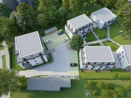 Neubau NEUE 111 Vermietetes Mikroapartment Dachgeschoss 2 Zimmer 2 Terrassen Stellplatz