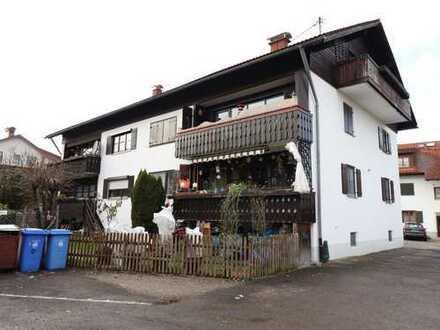 Top stylische und exklusiv ausgestattete 3-Zimmer-Wohnung in Durach