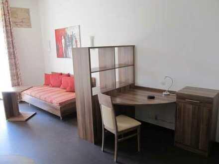 Exklusive, modernisierte und möblierte 1-Zimmer-Loft-Wohnung in Bamberg