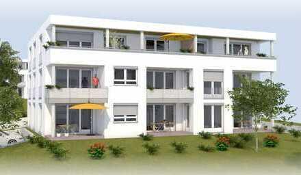 2 Zimmer Wohnung im 1. Obergeschoss mit Balkon