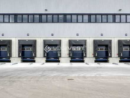 Neubau einer Lager- und Produktionshalle in Spiegelau