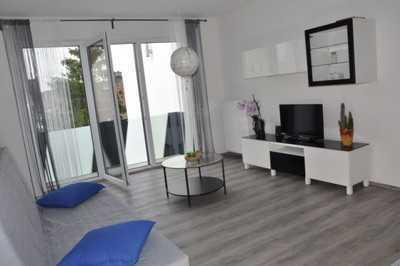 Moderne möblierte 1-Zimmerwohnung