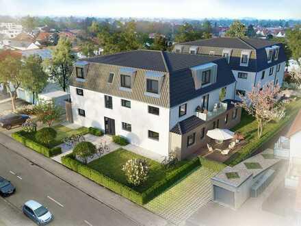 Z-127 IN-Süd/Haunwöhr 3 Zi. - DG-Wohnung-KfW 55