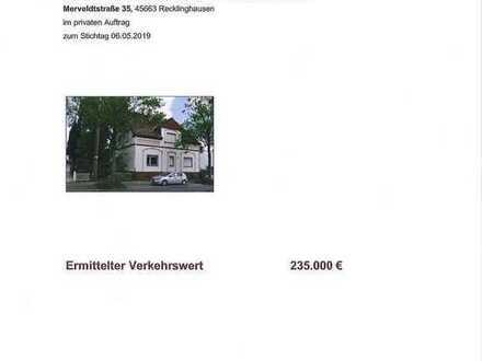 Exklusives Grundstück über 2.140qm in Bestlage von Recklinghausen