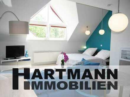 Voll ausgestattet: Hochwertig möblierte 1-Zimmer-Wohnung in zentraler Lage!