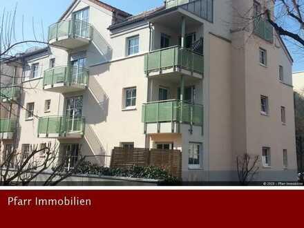 Dresden - Leubnitz - Gemütliche 1-Raumwohnung im DG mit Balkon!