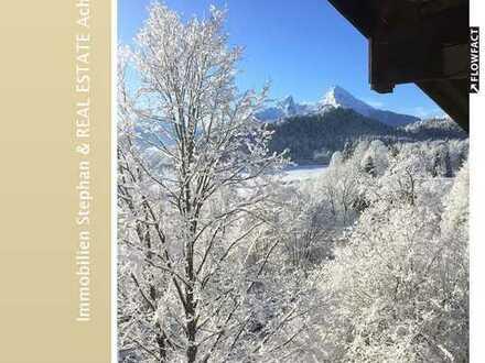 Residenz mit luxuriöser Ausstattung und traumhaftem Ausblick oberhalb von Berchtesgaden
