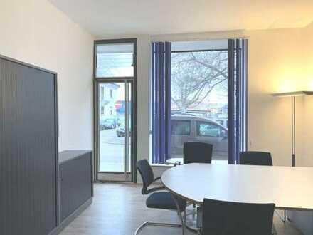 # Hübsch möbliertes MiniBüro in attraktiver Lage